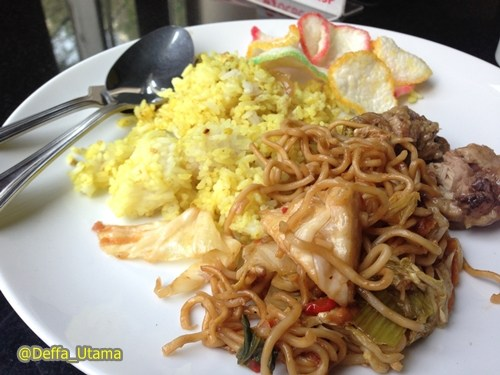 Max One Hotels Sabang - Menu Sarapan