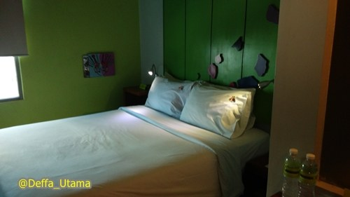 MaxOne Hotels Sabang - Bed