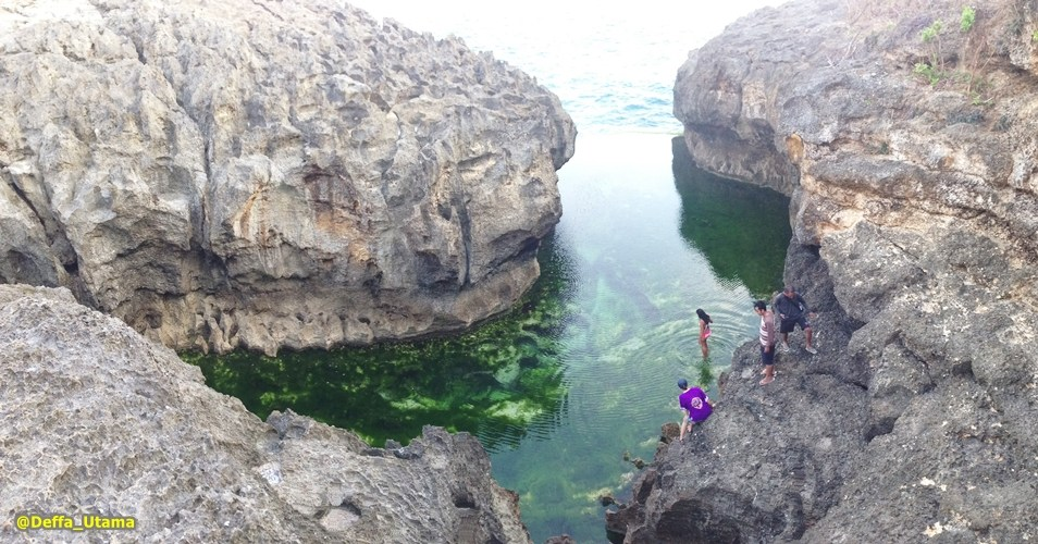 Found Paradise in Nusa Penida - Angel's Billabong