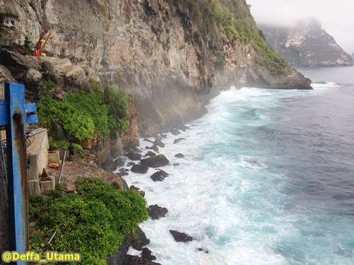 Found Paradise in Nusa Penida - Jurang di Guyangan Waterpool