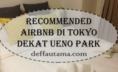 Recommended-AirBNB-di-Tokyo