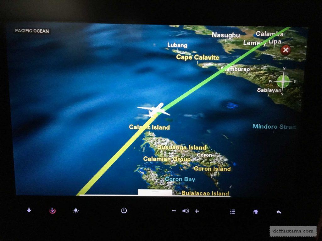 Flight Route 3D Mapping