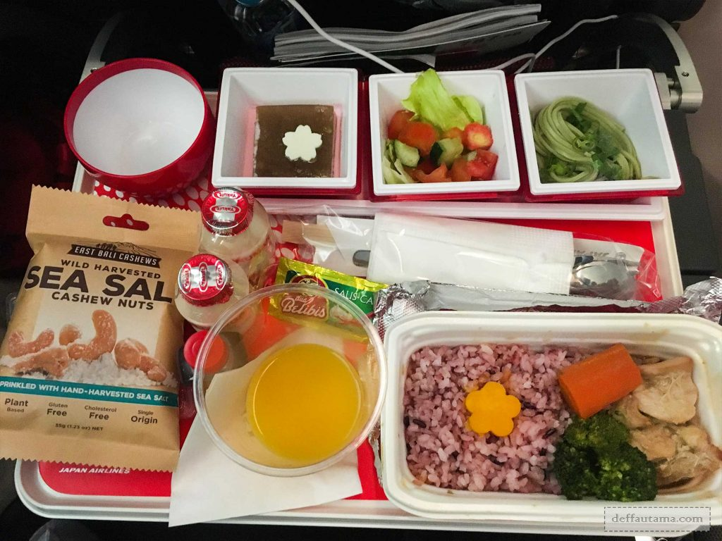 JAL Lunch Set