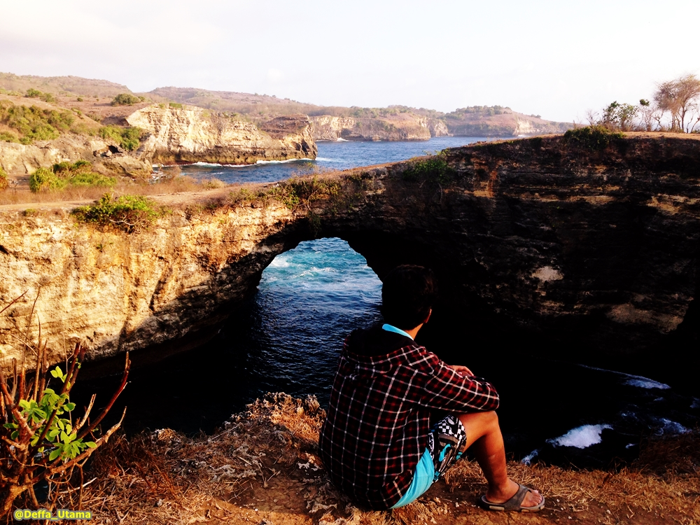 Found Paradise in Nusa Penida