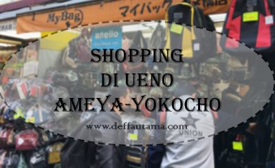 Shopping-di-Ueno-Ameya-Yokocho