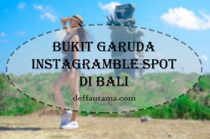 Bukit Garuda GWK Bali